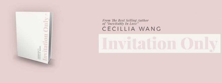 Cecillia wang invitation only adalah cerita impian semua wanita stopboris Choice Image